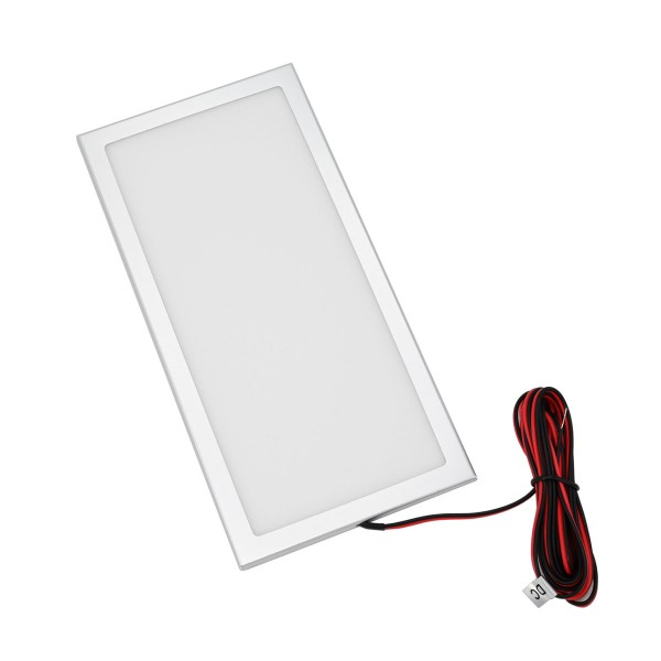 Mini LED Panel Unterbauleuchte 12VDC / 7,5W / 100x200x5mm