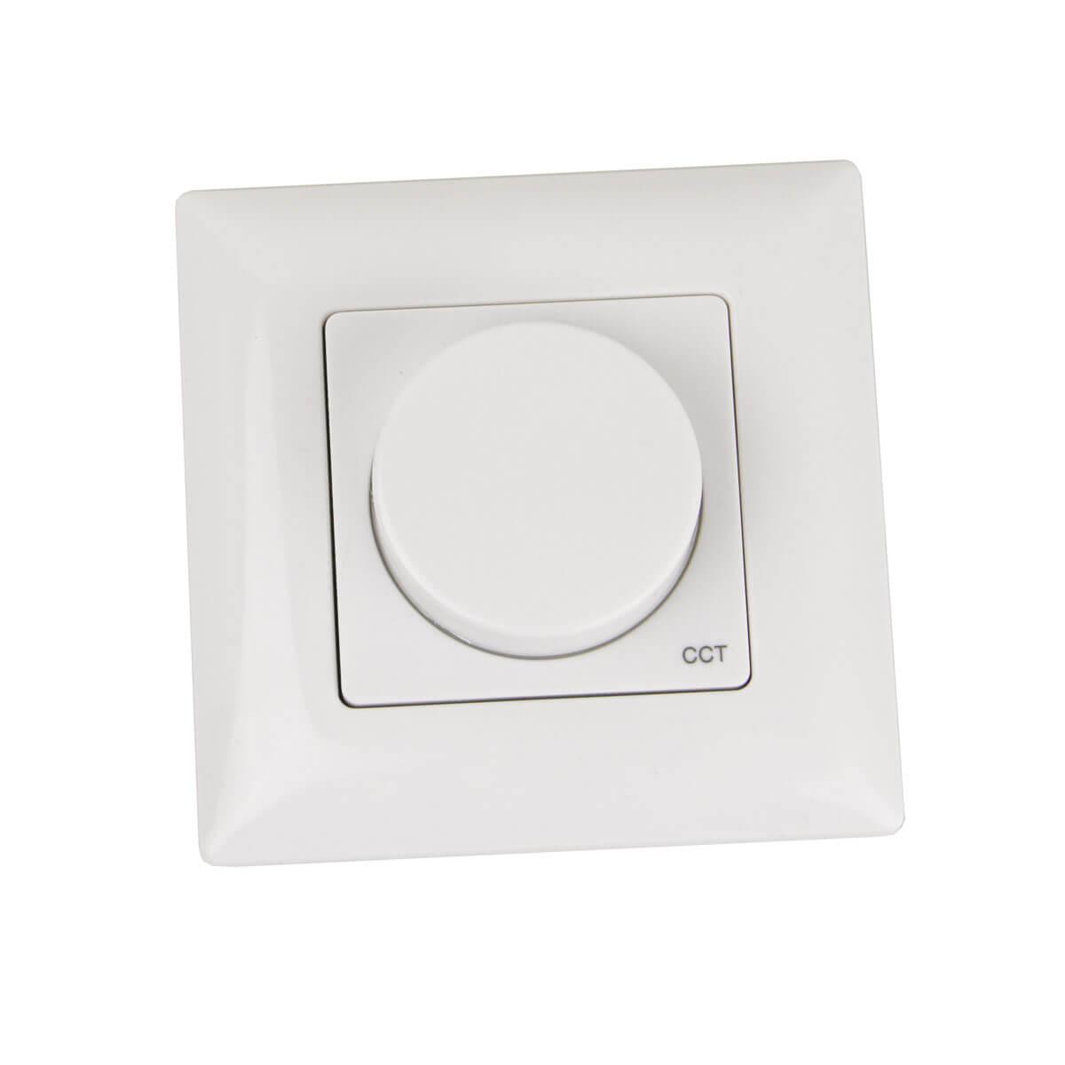 "LED Dimmer 230 Watt /""Inatus/"" KIT RF-Wandfernbedienung 2.4G RF+Switch-Control"