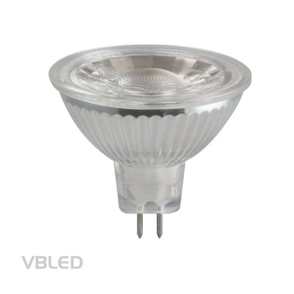 LED Leuchtmittel - GU5.3/ MR16 - 5W - 12V DC/AC