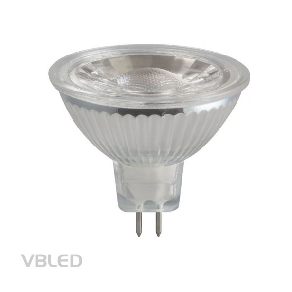VBLED LED Leuchtmittel - GU5.3/ MR16 - 5W - 12V DC/AC