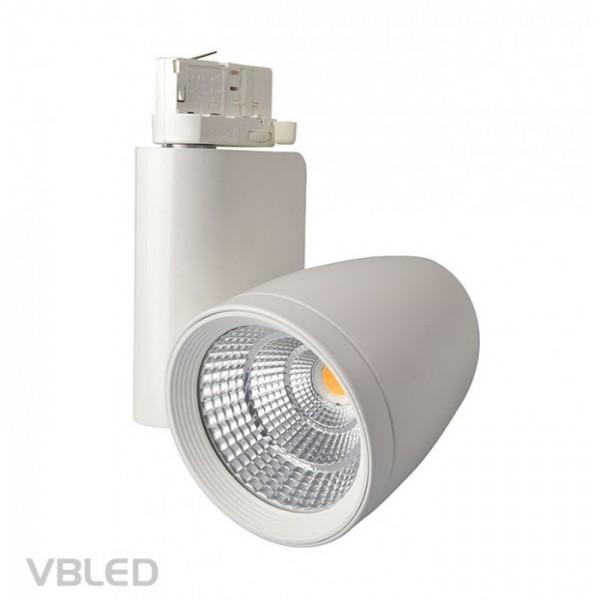 25W LED Schienenstrahler