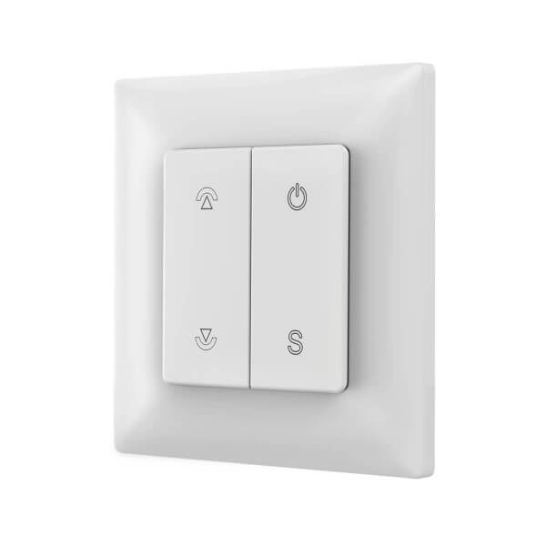"""Inatus"" Wireless Dimming Schalter, komfortabel dimmen ohne Installation"
