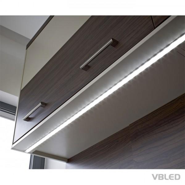 LED Alu Profil Aufbau 2m