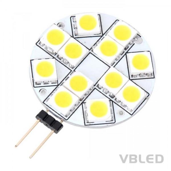 LED Leuchtmittel Stiftsockelllampe - G4 - 2,2W