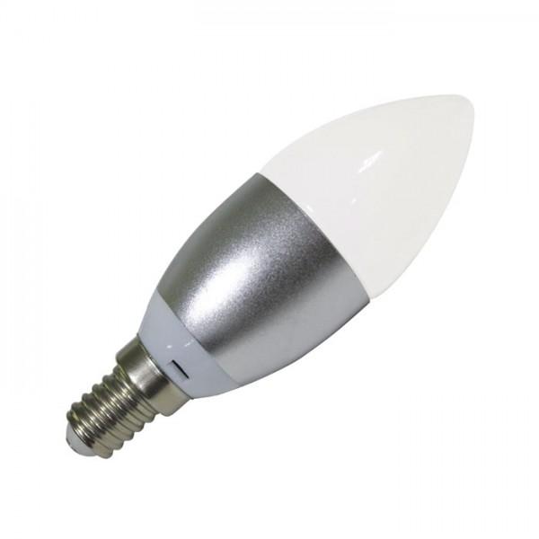 VBLED LED Kerzen Leuchtmittel - E14 - 5W