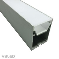 LED Alu Profil Pendel 2m