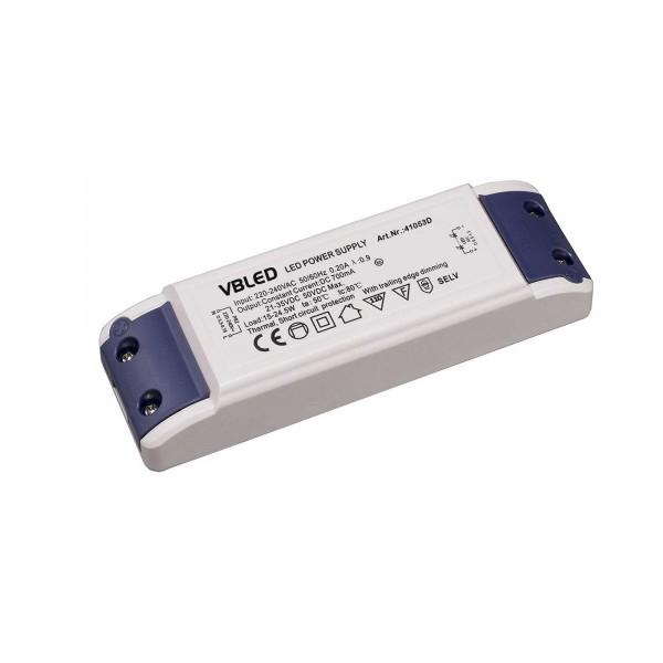 LED Netzteil Konstantstrom / 700mA / 25W