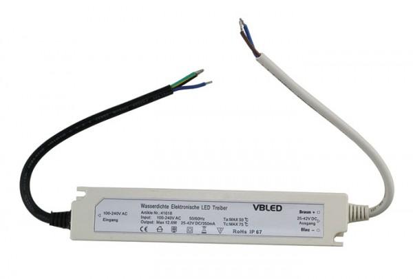 VBLED LED Netzteil 24-42V DC - 12,6W - 350mA