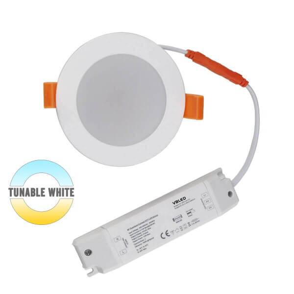 Tunable White LED Einbauleuchte 15W 3000-6500K