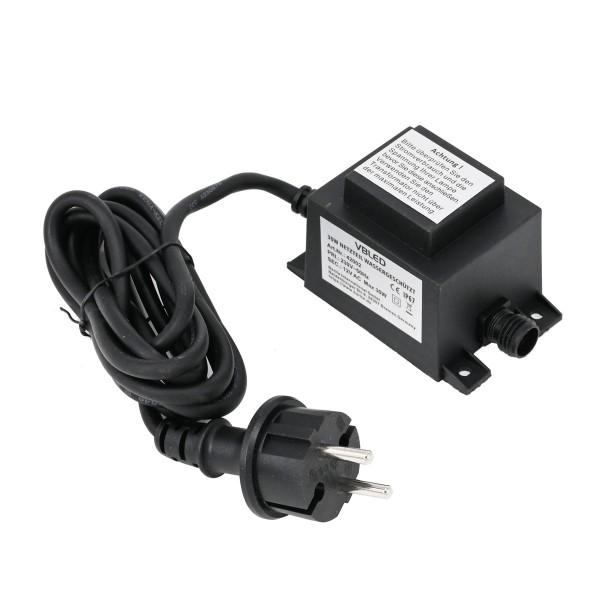 Außen Steckernetzteil 12V AC 30W IP67