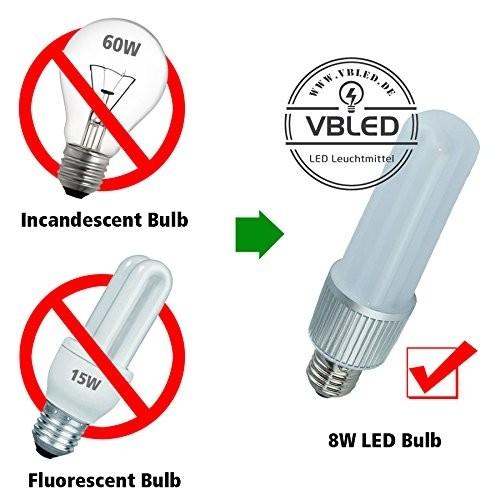 E27 LED Leuchtmittel 10W
