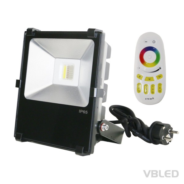 VBLED RGB+W LED Scheinwerfer 50W
