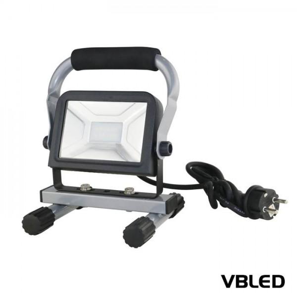 VBLED LED Baustrahler 30W mit Kabel