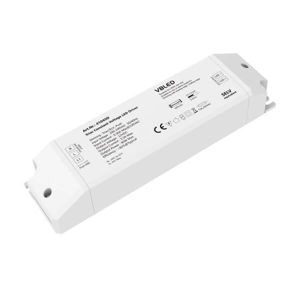LED Netzteil Konstantspannung dimmbar / 12V DC / 40W