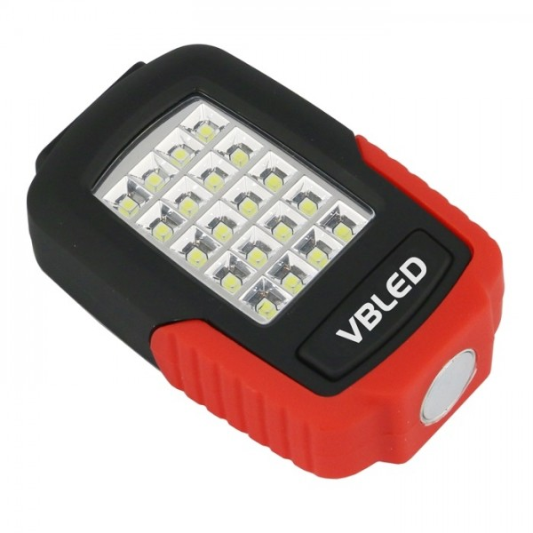 VBLED LED Handleuchte 20+3