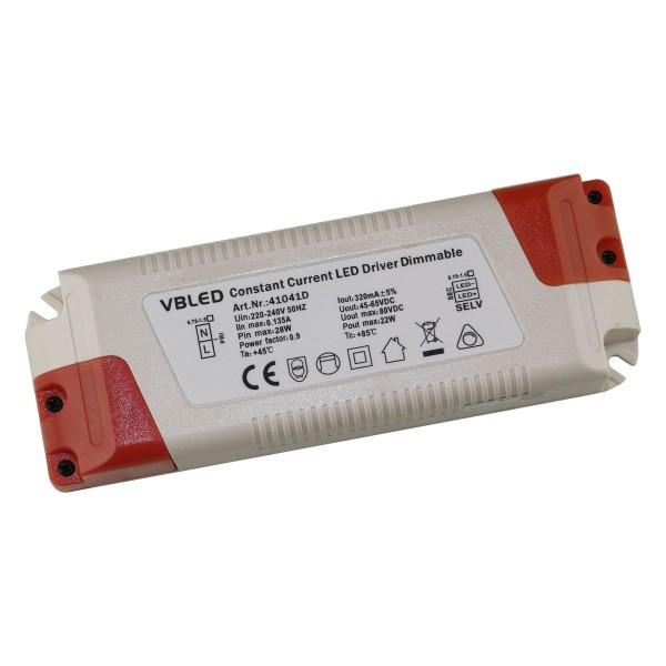 LED Netzteil Konstantstrom / 320-350mA / 20W