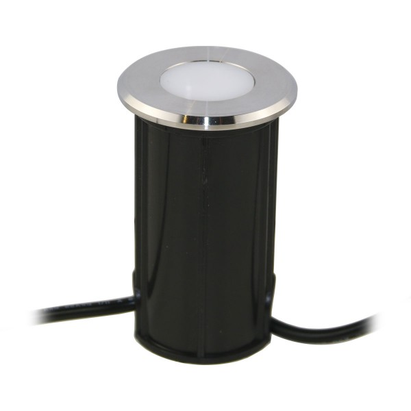 "LED Bodeneinbauleuchte ""Callis"" 0,5W Warmweiß 12V"