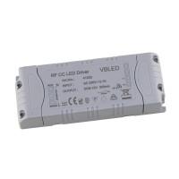 LED Funk Netzteil 2-4W 350mA Konstantstrom - Dimmbar (für 2-4 Mini Spots geeignet)