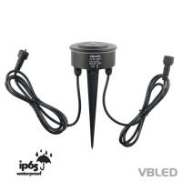 Dämmerungsschalter / Sensor für 12V VBLED Gartenbeleuchtung