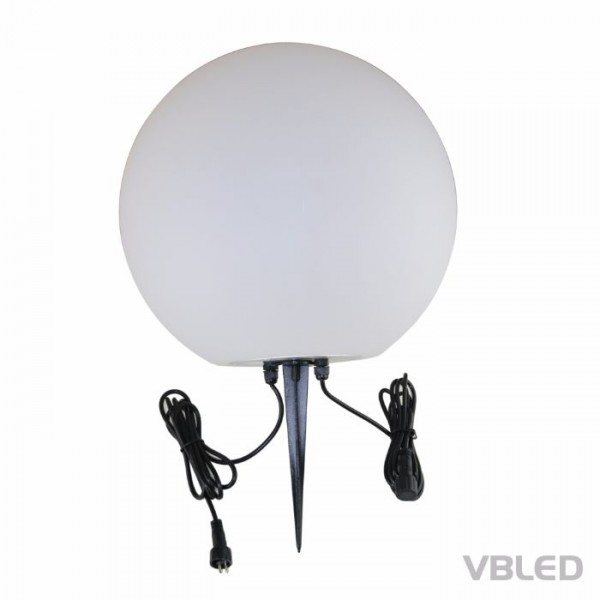 "VBLED LED RGB-Ball ""Concordia"" 8W 12V"