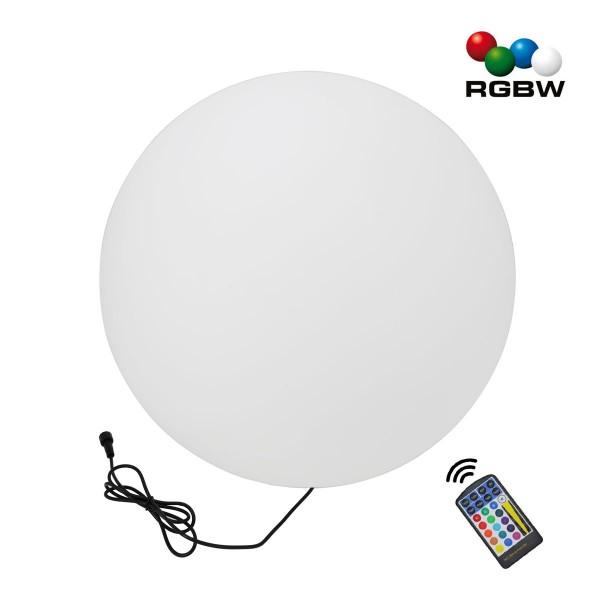 """50CM RGB-WW Ball Kugelleuchte """"NATARE"""" für Außen IP68 Wasserdicht (Netzteil separat erhältlich)"""