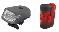 Roxim Raptor Fahrrad-Front- und Rücklicht