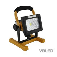 10W Multifunktions LED Akku Strahler