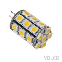 G4 LED Birne 27 SMD 3W 10-30V DC 308 Lumen 3000K