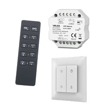 dimmer and remote controller