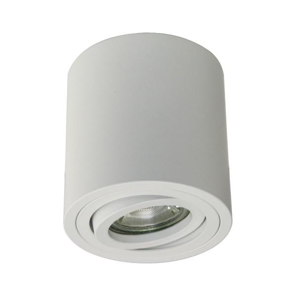 VBLED LED Deckenspot/Aufbauspot schwenkbar inkl. LED Leuchtmittel 5,5W