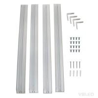 Aufputz-Rahmen für LED Panel (62 cm x 62 cm)