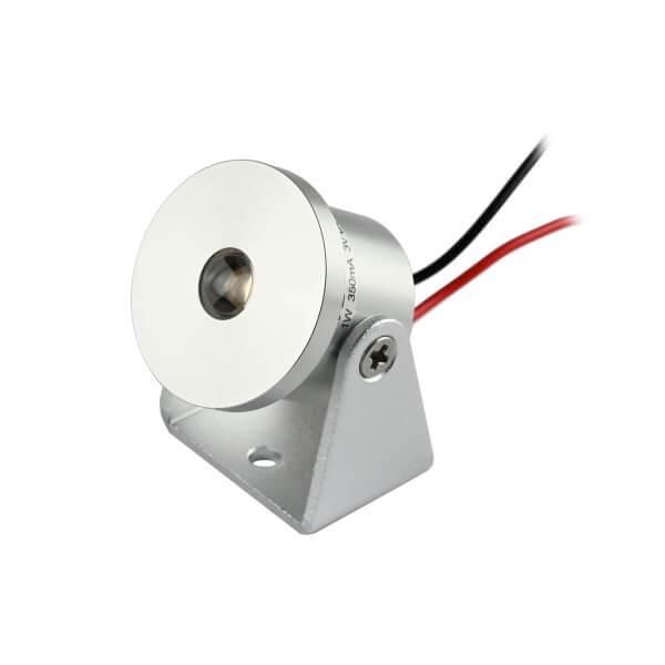 "1W Mini VBLED LED Aufbaustrahler - ""Alyana"" - Rotier- & Schwenkbar"