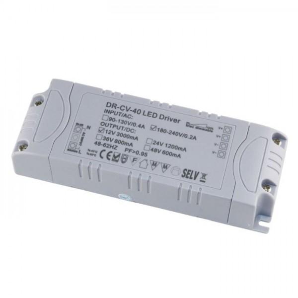 LED Netzteil 36W 12V DC dimmbar