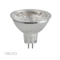 5W GU5.3/ MR16 LED-Leuchtmittel 12V DC/AC