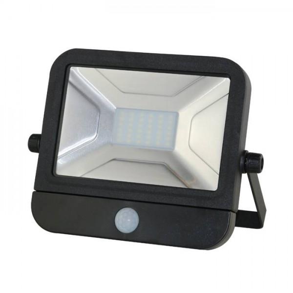30W LED-Scheinwerfer mit Bewegungsmelder