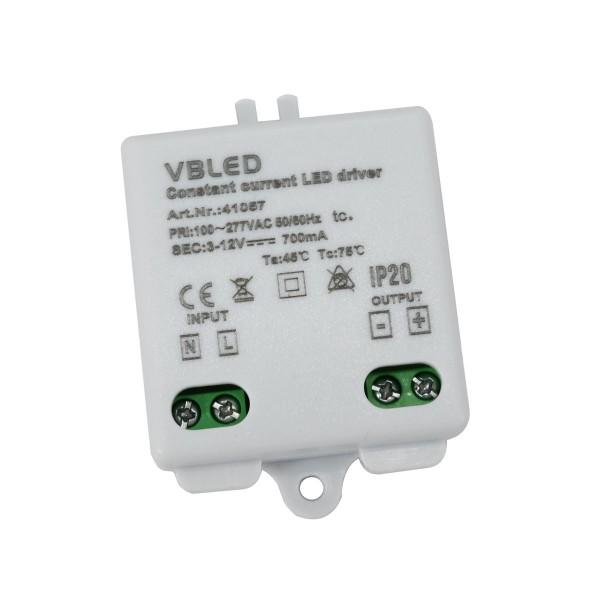 LED Netzteil Konstantstrom / 700mA / 10W