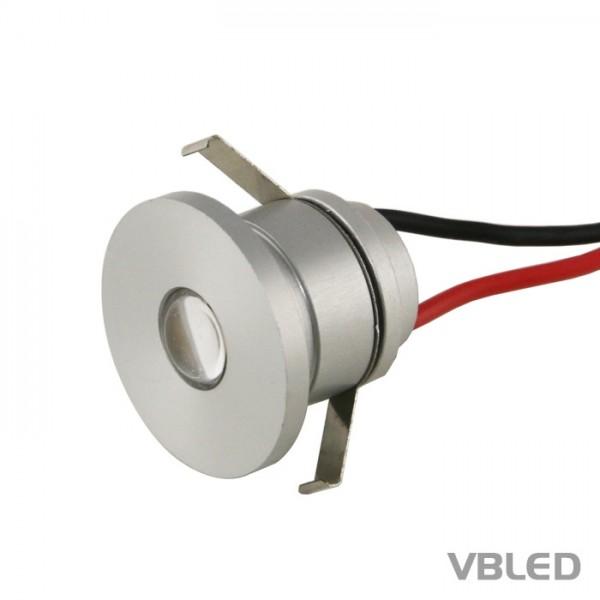 1W Mini LED Einbauleuchte IP44