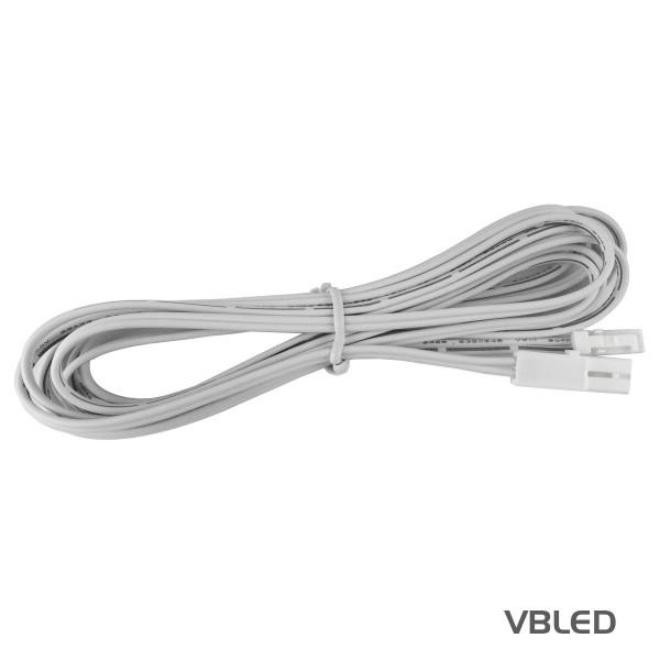 2m Verlängerungskabel 12 V für Wandleuchte 35010