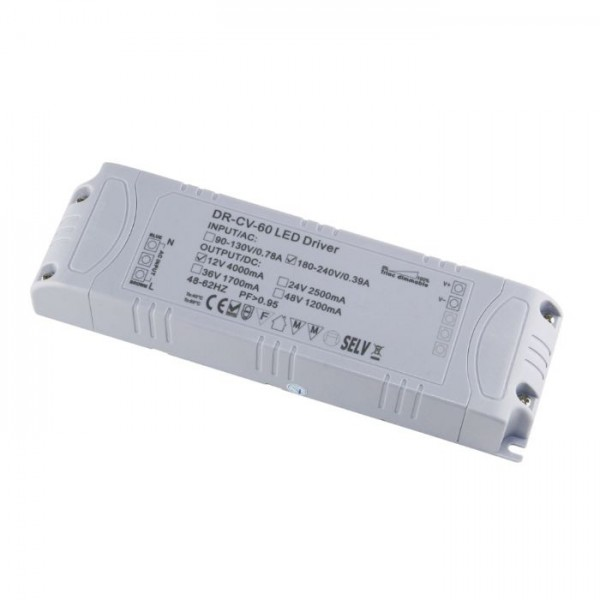 LED Netzteil 48W 12V DC