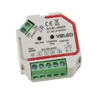 Universal-Dimmer, 230V, für LED und Halogen-Beleuchtung für max 400W
