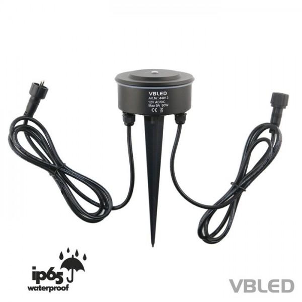 Dämmerungsschalter Helligkeitswert anpassbar für 12V VBLED Gartenbeleuchtung