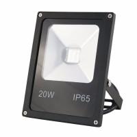 "20W LED Scheinwerfer Rot - ""Fornix"""