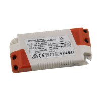 LED Netzteil 8-15Volt Konstantstrom Max 5W - Dimmbar (für 3-5 Mini Spots geeignet)