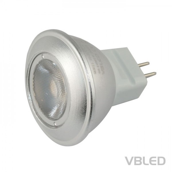 VBLED LED Leuchtmittel - MR11/GU4 - 1,8W
