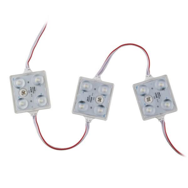 4-fach LED-Module 20Stk.