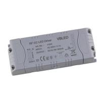 LED Funk Netzteil 4-6W 350mA Konstantstrom - Dimmbar (für 4-6 Mini Spots geeignet)